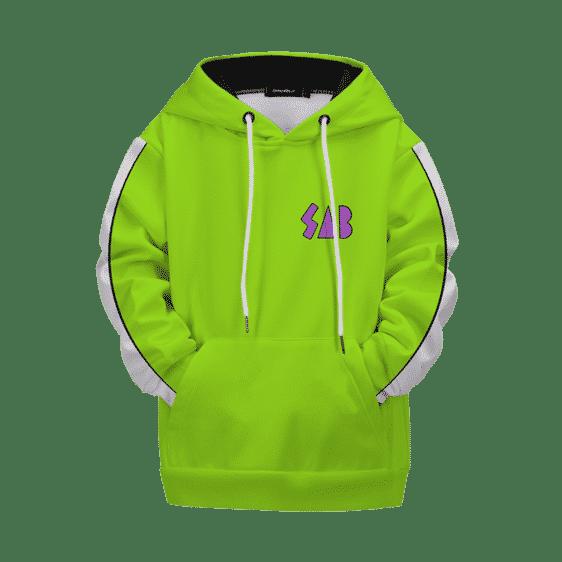 Dragon Ball Super Vegeta SAB Jacket Broly Movie Kids Hoodie