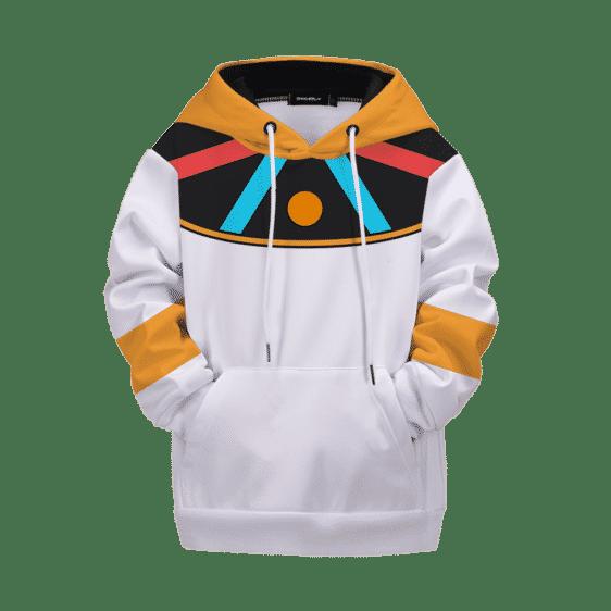 _Dragon Ball Z Belmod Armor fashionable Awesome Kids Hoodie