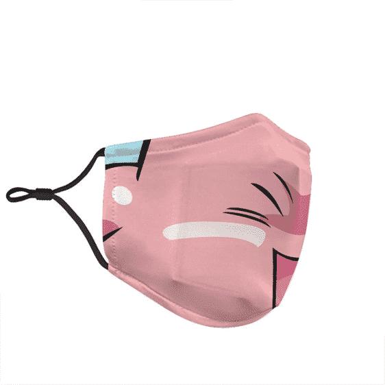 Dragon Ball Z Fat Boo Cute Pink Blue Cool Face Mask