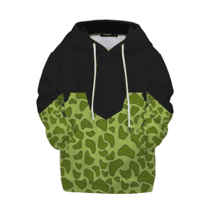 Dragon Ball Z Final Cell Attire Awesome Kids Hoodie