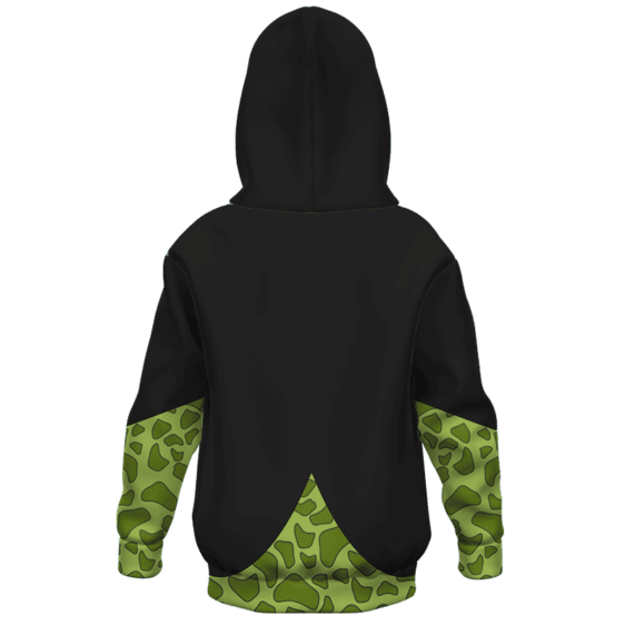 Dragon Ball Z Final Cell Form Awesome Kids Hoodie Cosplay