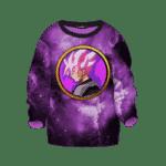 Dragon Ball Z Goku Black Saiyan Rose Awesome Kids Sweatshirt