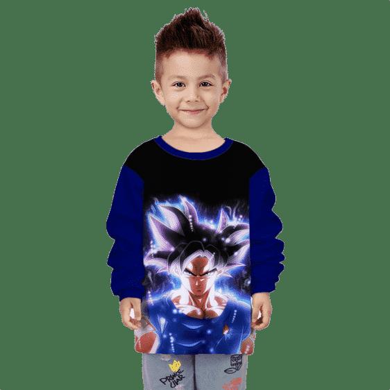 Dragon Ball Z Goku Ultra Instinct Children's Sweater