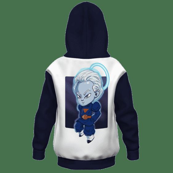 Dragon Ball Z Grand Priest Daishinkan Cool Kids Hoodie Back