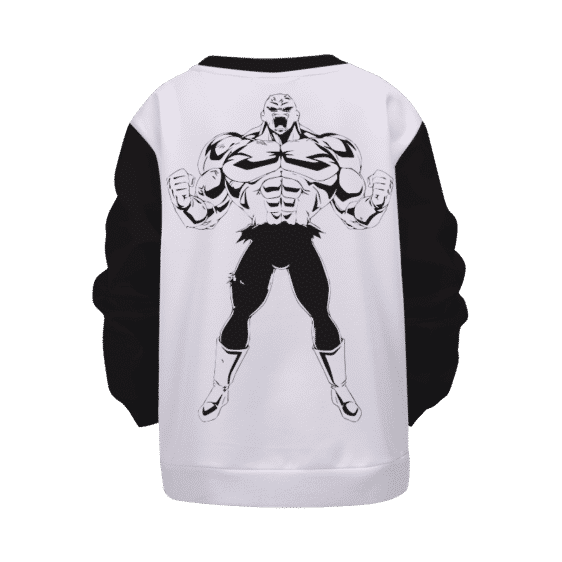 Dragon Ball Z Angry Jiren Black & White Children's Sweater