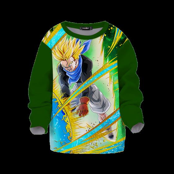 Dragon Ball Z Super Saiyan Trunks (GT) Kids Sweatshirt