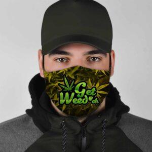 Got Weedoch Marijuana Cannabis Face Mask