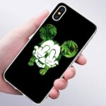 High Mickey Marijuana Leaf IPhone 11 (Pro & Pro Max) Cases