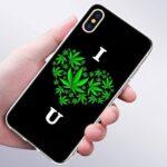 I Heart U Marijuana IPhone 11 (Pro & Pro Max) Cases
