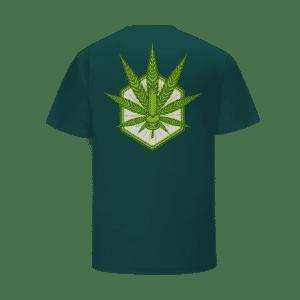 Khalifa Kush Sativa Indica Cannabis Green 420 T-Shirt