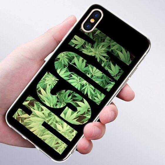 Kush Cannabis leaf IPhone 11 (Pro & Pro Max) Cases
