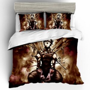 Naruto: Zabuza Momochi Remarkable Death Scene Bedding SetBDS210 - Naruto: Zabuza Momochi Remarkable Death Scene Bedding Set