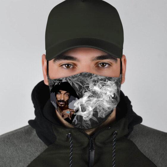 Snoop Dog GTA V Marijuana Blunt Face Mask