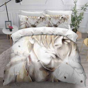 Vinsmoke Sanji Sharp Look Realistic Fan Art Bedding Set