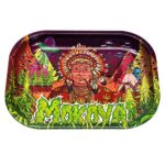 Welcome to Mokoya Land Of Marijuana Herb Rolling Tray
