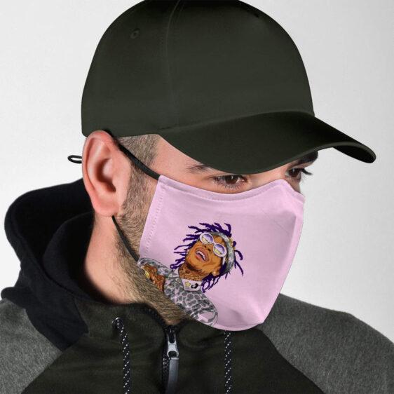 Whiz Khalifa Stoners Inspired Cannabis Face Mask