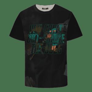 You Can't Out-Smoke the Dogg Weed 420 Marijuana T-Shirt