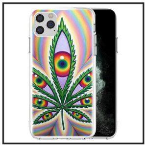 420 & Marijuana iPhone 12 Cases