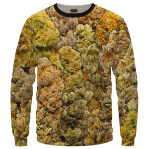 Assorted Collection Of Wonderful Weed Dope Sweatshirt