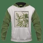 Cannabis Traditional Japanese Art Marijuana Hoodie