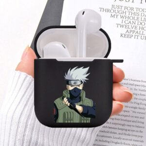 Cool Sensei Kakashi Hatake Draws Kunai Airpods Case