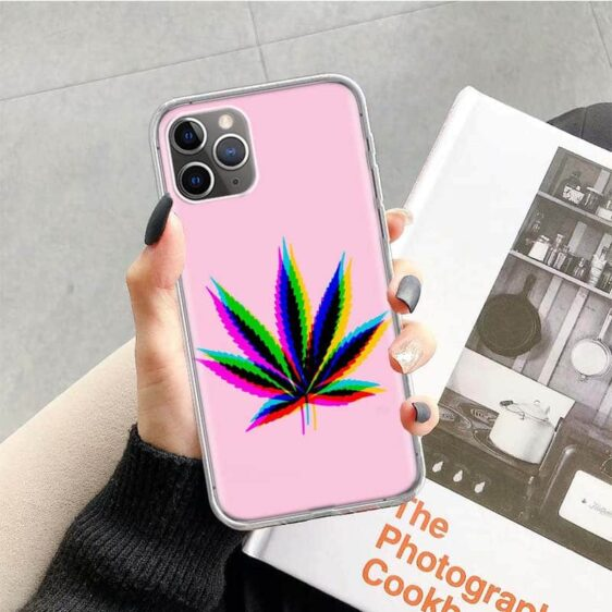 Cute Trippy 420 Vibe iPhone 12 (Mini, Pro & Pro Max) Case