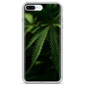 Dark Real Cannabis iPhone 12 (Mini, Pro & Pro Max) Case