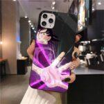 Dragon Ball Charging Goku Black iPhone 12 (Mini, Pro & Pro Max) Cover