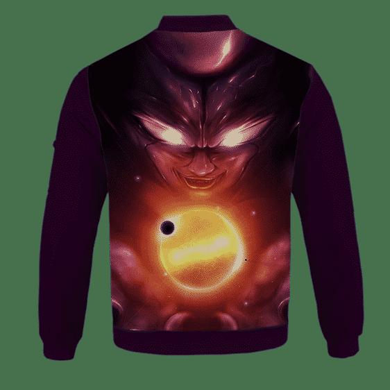 Dragon Ball Galactic Overlord Frieza Bomber Jacket
