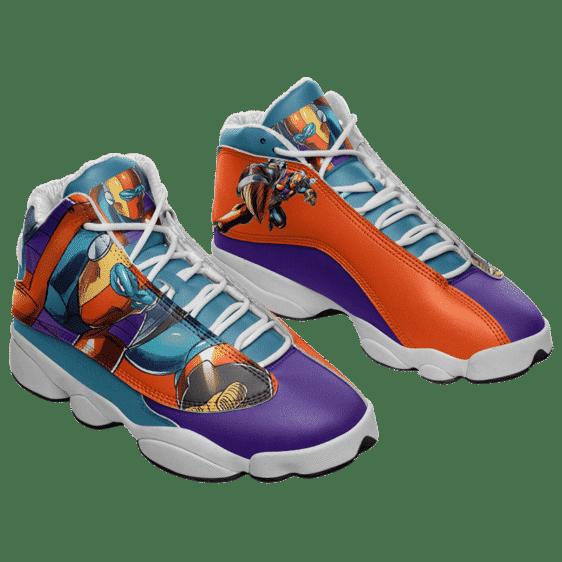 Dragon Ball Legends Hyper Meta-Rilldo Basketball Sneakers