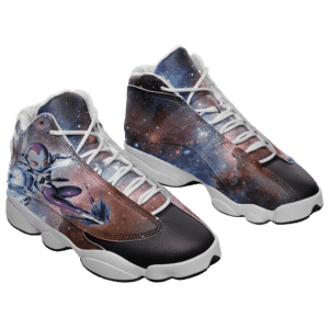 Dragon Ball Legends Jaco Galaxy Basketball Sneakers
