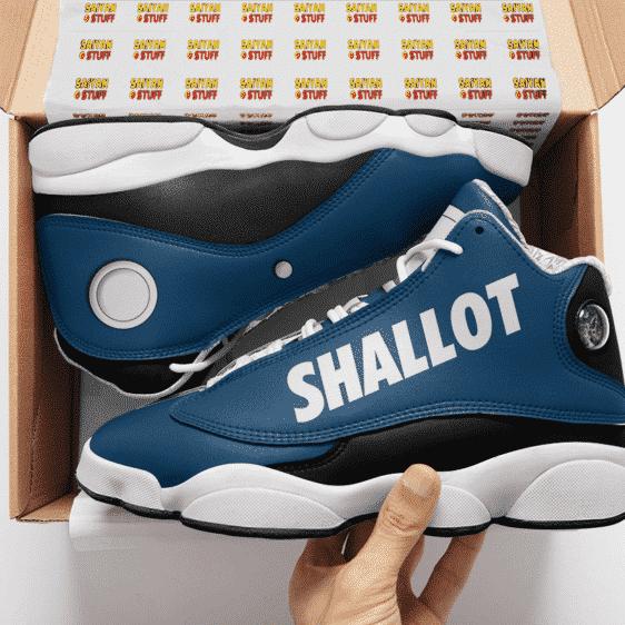 Dragon Ball Legends Super Saiyan Shallot Design Basketball Shoes