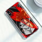 Dragon Ball Smirking Goku SSJ4 iPhone 12 (Mini, Pro & Pro Max) Case