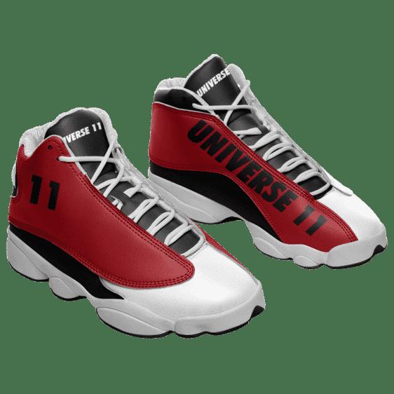 Dragon Ball Super Universe 11 Version Basketball Sneaker Shoes