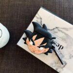 Dragon Ball Z Adorable Kid Goku 3D Rubberized Airpods Case
