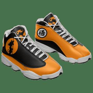 Dragon Ball Z KID Goku Awesome Basketball Sneakers