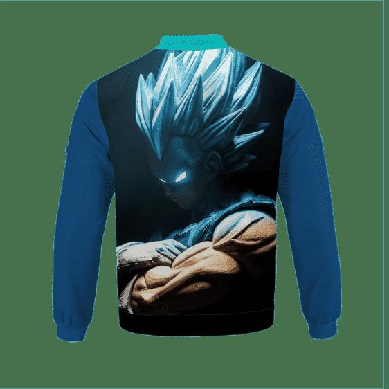 Dragon Ball Z Angry Vegeta Ape Form Cool Bomber Jacket