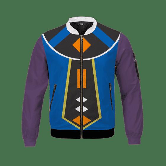 Dragon Ball Z Beerus Inspired Cosplay Costume Bomber Jacket