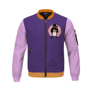 Dragon Ball Z Chi-Chi Amazing Look-Alike Outfit Bomber Jacket