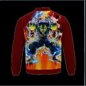 Dragon Ball Z Demon King Piccolo Cool Bomber Jacket