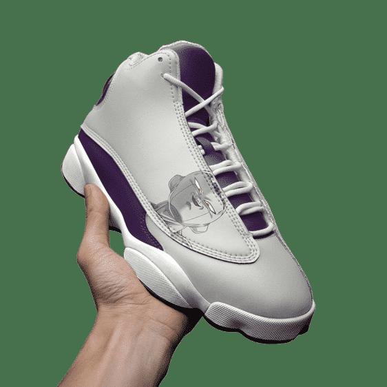 Dragon Ball Z Frieza Final Form Basketball Sneakers