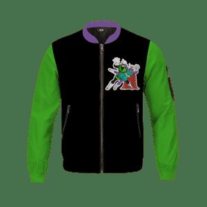 Dragon Ball Z Great Saiyan Man Awesome Bomber Jacket
