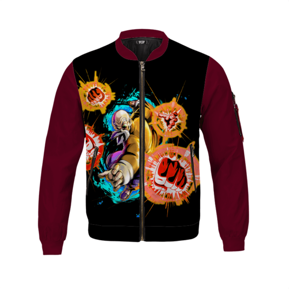 Dragon Ball Z Master Roshi Amazing Graphic Design Bomber Jacket