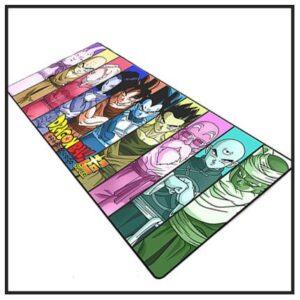 Dragon Ball Z Mouse Pads