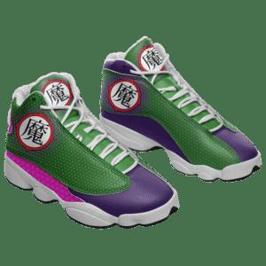 Dragon Ball Z Piccolo's Kanji Awesome Basketball Sneakers