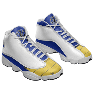 Dragon Ball Z Saiyan Armor Suit 1 Basket Ball Sneakers
