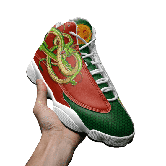 Dragon Ball Z Shenron Four Star Dragon Ball Basketball Sneakers