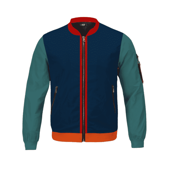 Dragon Ball Z Shin Costume Inspired Cosplay Bomber Jacket