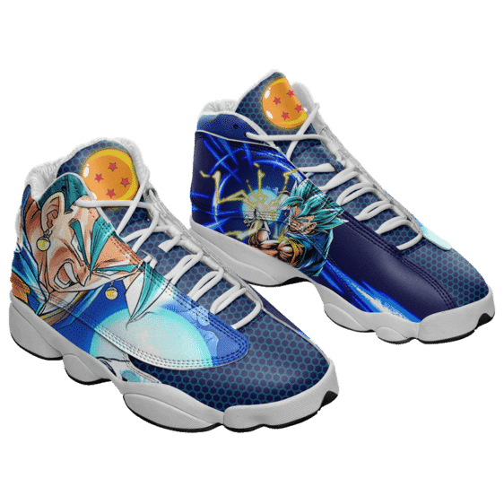 Dragon Ball Z Super Saiyan God SS Vegito Basketball Sneakers
