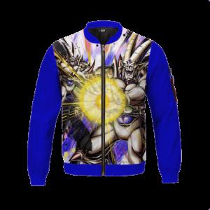 Dragon Ball Z Syn Shenron Powerful Graphic Design Bomber Jacket